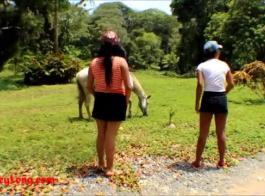 صور غزف الحصان في كس