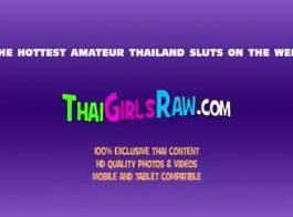 جميلة، الاباحية التايلاندية تستمتع مع زميلها الجديد، بينما على طاولة البلياردو