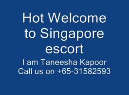 السيدة العجوز سنغافورة تغش برائحة عجيبة