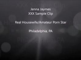 جينا جيمس يمكن أن تهب تلك بي بي سي !!